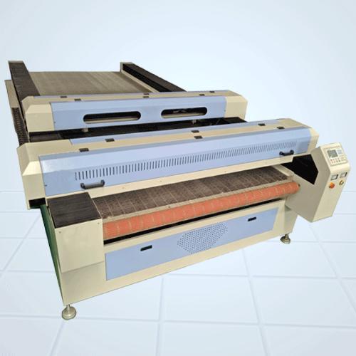 DCL laser fabric cutting machine