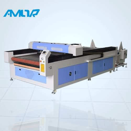 SCL1630 automatic laser fabric cutting machine